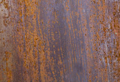 Rusty metal Stock Image