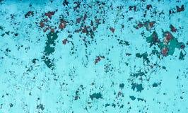 Rusty Metal Texture Background blu immagine stock libera da diritti