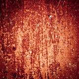 Rusty metal texture background Royalty Free Stock Photography