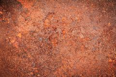 Rusty metal texture background for interior exterior decoration. stock image