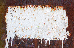 Rusty metal texture background Stock Photo