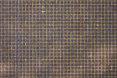Rusty metal texture background Stock Photography