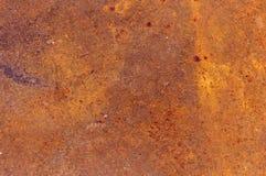 Rusty metal texture, iron bacground Royalty Free Stock Image