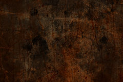 Rusty metal texture. Royalty Free Stock Photography