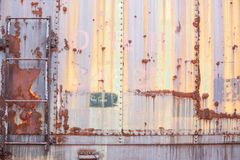 Rusty Metal Texture Royalty Free Stock Photo