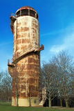 Rusty Metal Tower Royalty Free Stock Image