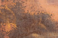 rusty metali Obraz Royalty Free