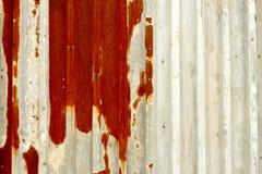 rusty metali Zdjęcie Royalty Free