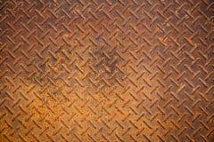 rusty metali Zdjęcie Stock
