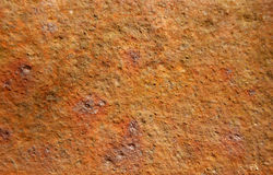 Rusty metall Stock Images