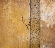 Rusty metallic background Royalty Free Stock Image