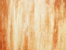 Rusty metallic surface Stock Image