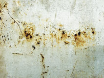 Rusty metallic surface Stock Images