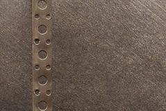 Rusty metallic surface Royalty Free Stock Photo