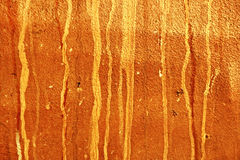 Rusty metallic texture Stock Images
