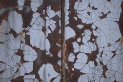 rusty metalowe tło obraz stock