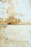 rusty metalowe tło Zdjęcie Royalty Free