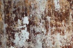 rusty metalowe t?o stara zrudzia?a tekstura fotografia royalty free