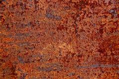 rusty metalowe tło Obraz Royalty Free