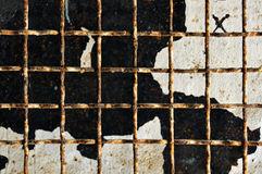 Rusty metalwork Royalty Free Stock Images
