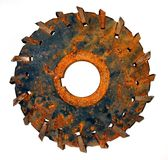 Rusty mill. Stock Photography