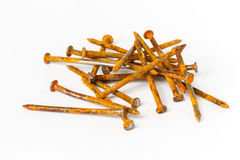 Free Rusty Nail Royalty Free Stock Images - 61688219
