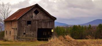 Rusty Old Barn Fotografía de archivo libre de regalías