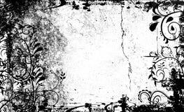 Rusty Old Concrete Background - naranja Imágenes de archivo libres de regalías