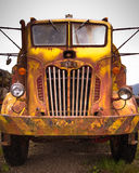 Rusty Old Fire Truck Royalty-vrije Stock Foto