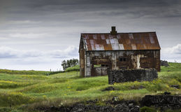 Rusty Old House Royalty Free Stock Image