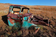 Rusty old pickup truck Stock Images
