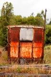 Old township of Gormaston Tasmania royalty free stock image