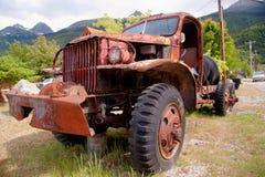 Rusty Old Truck Fotos de archivo libres de regalías
