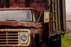 Rusty Old Truck Imagen de archivo