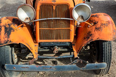 Rusty Old Truck Royalty Free Stock Images