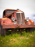 Rusty Old Vintage Car Royalty Free Stock Photography
