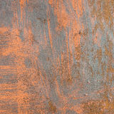Rusty painted texture Royalty Free Stock Photography