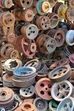 Rusty parts Stock Photo