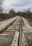 Rusty path Royalty Free Stock Photos