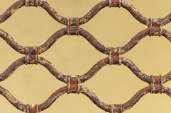 Rusty pattern Stock Image