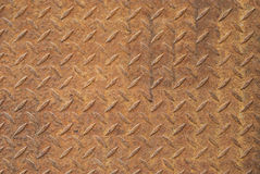 Rusty pattern Royalty Free Stock Images