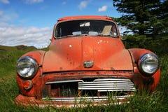 Rusty pick up Stock Image