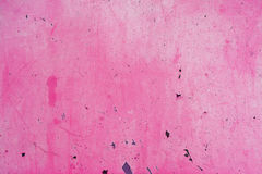 Rusty pink metal background. Royalty Free Stock Photography
