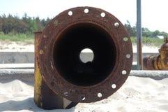 Rusty pipe Stock Photos