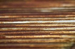 Rusty pipes background Stock Photo