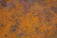 Rusty plate background Royalty Free Stock Image