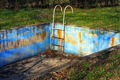 Rusty pool Stock Photos