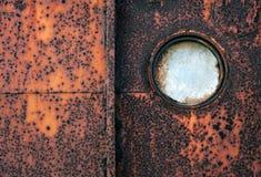 Free Rusty Porthole Stock Photography - 27063022
