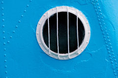 Rusty porthole Royalty Free Stock Images