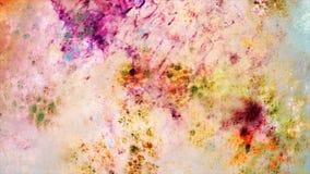 Rusty Precious Grunge Painting Wall-Zusammenfassungs-Hintergrund Lizenzfreie Stockbilder